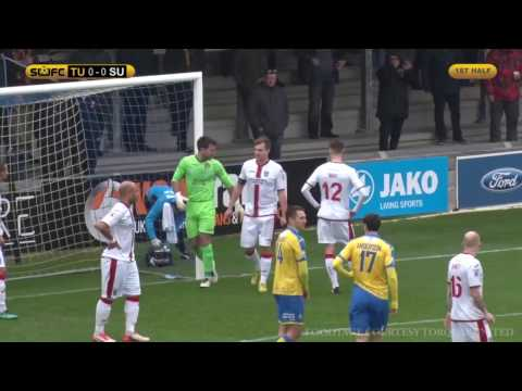 SUFCtv: Match highlights Torquay United v Sutton United VNL 25/2/17 HD