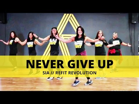 """Never Give Up"" 