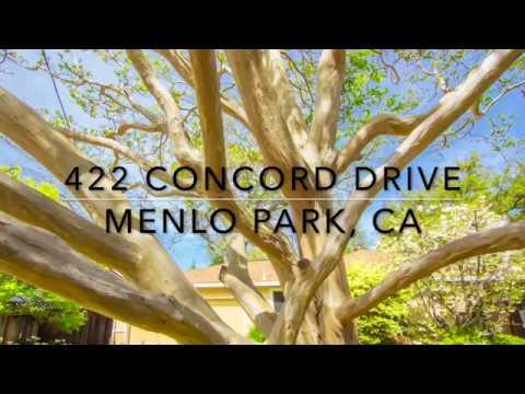 422 Concord Drive, Menlo Park, CA