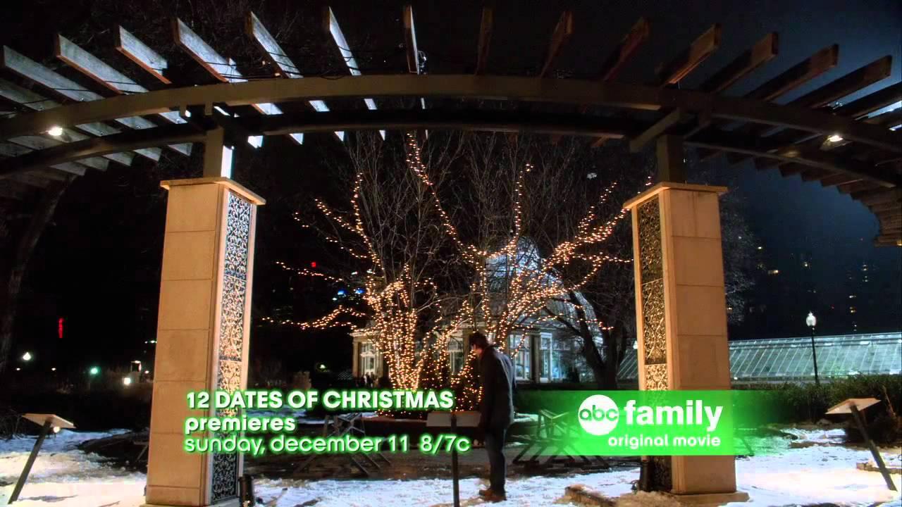Mark-Paul Gosselaar Amy Smart! ABC Familys 12 Dates of Christmas!