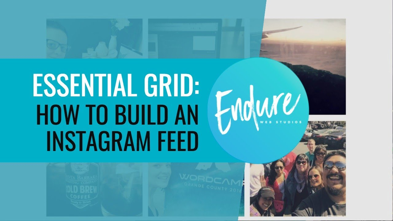 how to add instagram grid to squarespace