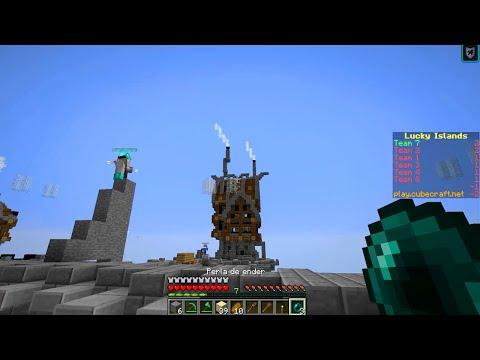 LA ENDER PEARL QUE LO DECIDIÓ TODO!! Minecraft PVP | Lucky Islands