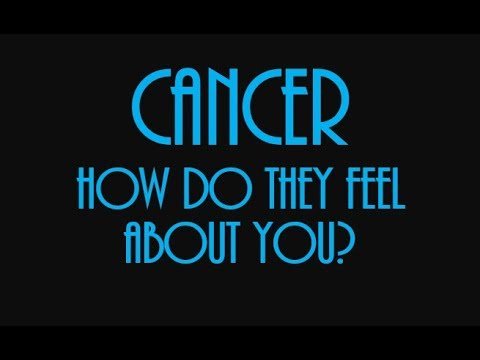 Cancer July 2019: They Are Completely Obsessed With You Cancer ❤