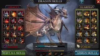King of Avalonキング・オブ・アバロンチュートリアル - ドラゴンの訓練方法