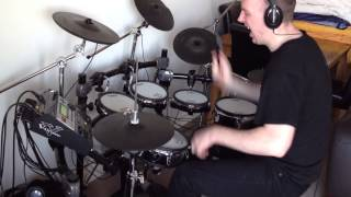 Shuggie Otis - Inspiration Information (Roland TD-12 Drum Cover)
