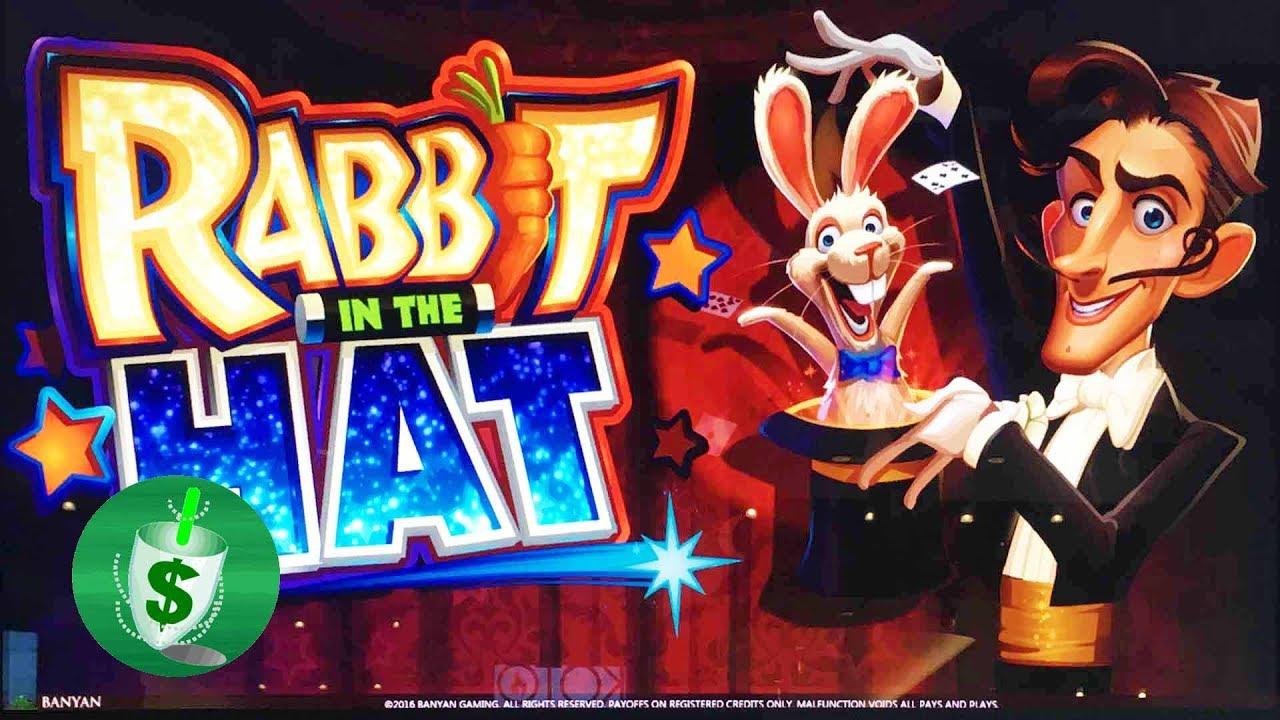 Rabbit In The Hat Slot Machine