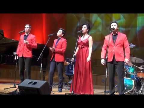 Śpiewająca Rodzina Kaczmarków. Koncert w Filharmonii Koszalińskiej