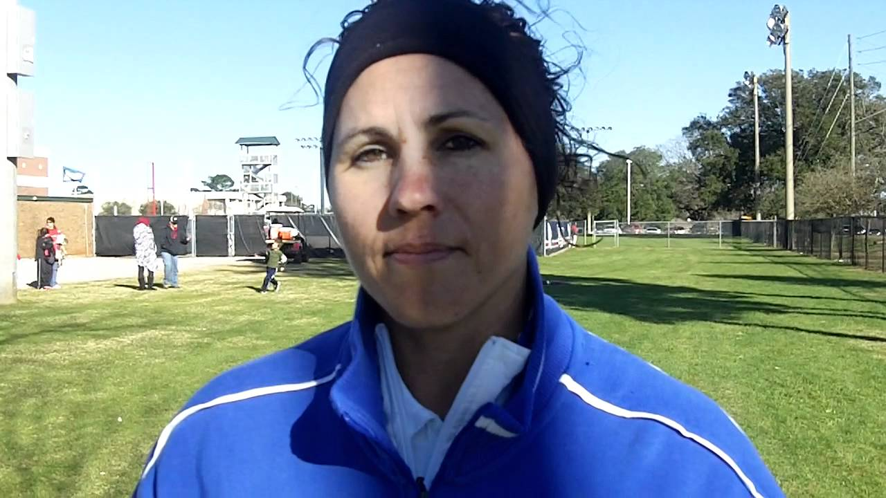 Memphis Softball - Natalie Poole Postgame vs Jacksonville ...
