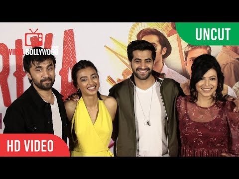 Bombairiya Trailer Launch | Radhika Apte, Siddhanth Kapoor, Akshay Oberoi