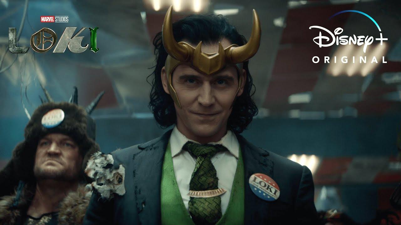 Tick | Marvel Studios' Loki | Disney+ - YouTube