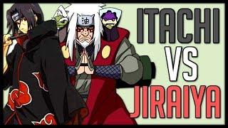 Itachi VS Jiraiya