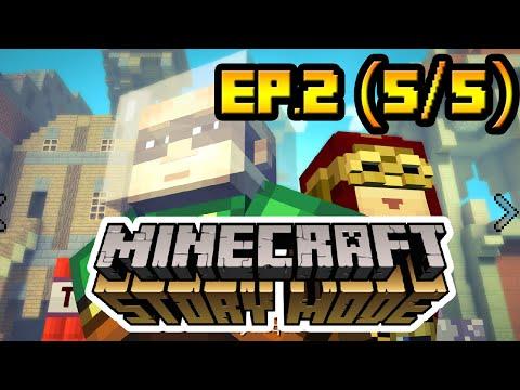 Tackle⁴⁸²⁶ [TH]Minecraft Story: EP2 ไอ้ว๊อกเจอกันอีกแล้ว (5/5)