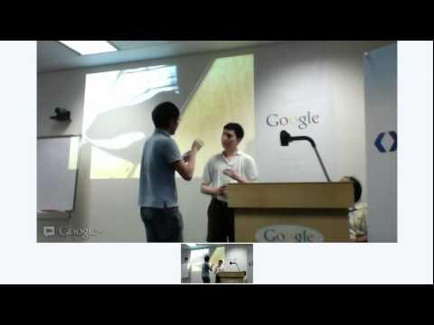 Google Mobile Accessibility 간담회 라이브~!