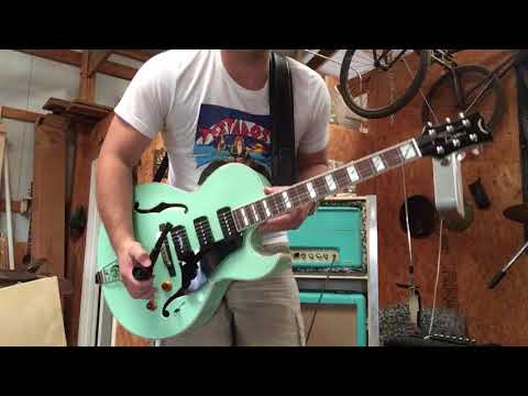 Dean Palomino Guitar Review