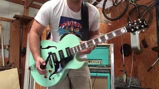Dean Palomino Guitar Review Youtube