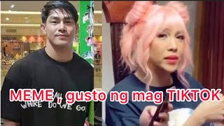 Vice and ION update: Vice gusto din mag TIKTOK kasama si ION#viceion