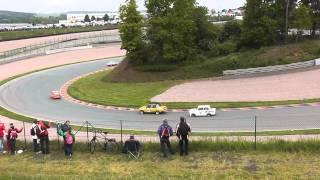 HAIGO Tourenwagen / Trabant A600 - ADAC Sachsenring Classic 2014