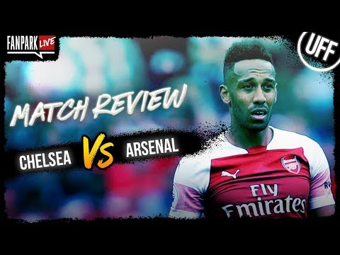 Chelsea 3-2 Arsenal - Match Review - Full Time Call In ...
