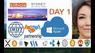 SWIFT to use Microsoft Azure for payments transfers / No Ripple SIBOS Partnership