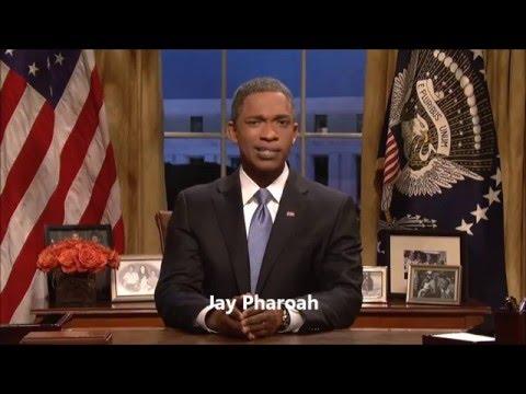 10 Celebrity Impressions of Barack Obama