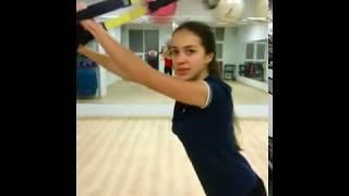 TRX тренировка.. Похудеть,укрепить сердце и мышцы!