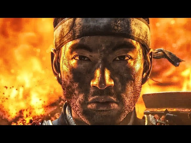 Ghost of Tsushima - Trailer d'annonce PGW 2017
