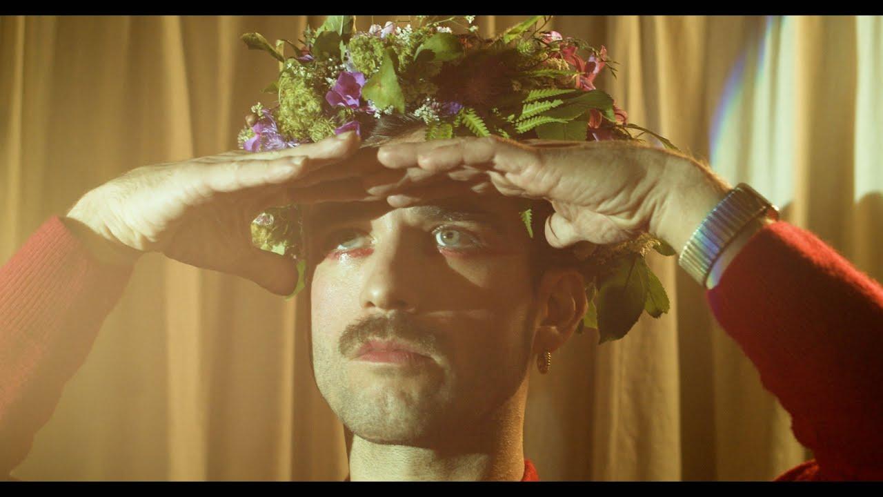 'NOT THE CHILD' Chris Garneau Official Music Video