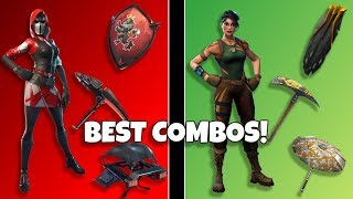Best Fortnite Skin Combos!