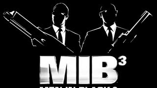 Men in Black 3 - Mobile Game Trailer