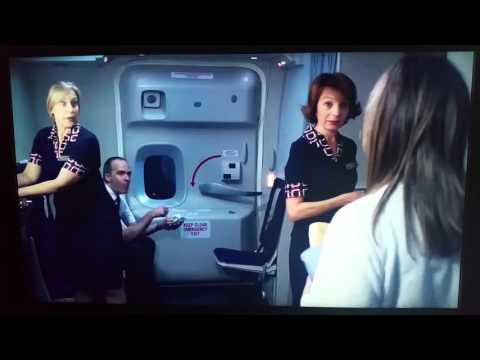 Publicité Emirates avec Jennifer Aniston (français)