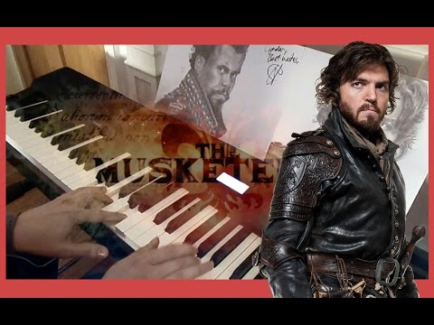 The Musketeers Opening Titles - Piano Arrangement | Murray Gold