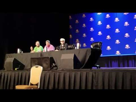 Venture Brothers Panel Dragon Con 2016 pt 1