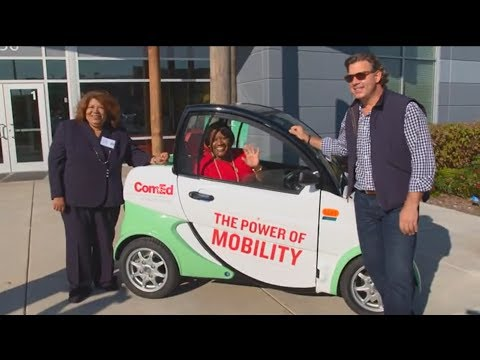 The ComEd Dash EV Pilot