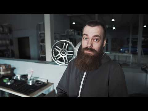 Реставрация дисков SSR GT10 | Quality Wheel Service