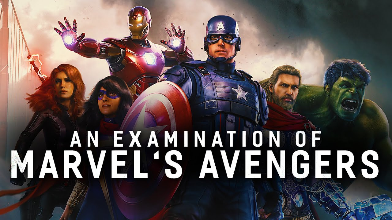 The Identity Crisis of Marvel's Avengers (Review)
