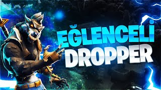 TAKİPÇİLERİM İLE FORTNITE DROPPER ! FORTNITE BATTLE ROYALE