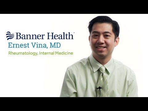 Dr  Ernest Vina, MD - Tucson, AZ - Rheumatology - Book