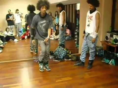 Les Twins amazing dance