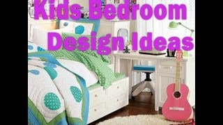 Enchanting Small Bedroom Design Ideas For Your Kids