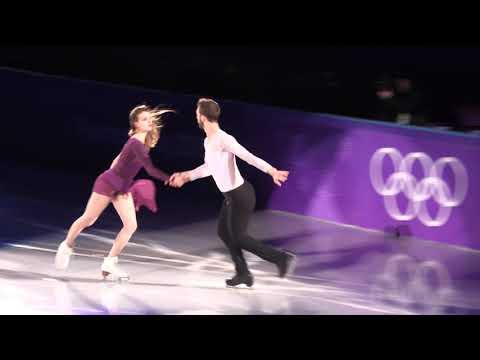 PAPADAKIS Gabriella /CIZERON Guillaume 2018Olympics Gala Feb.25,2018