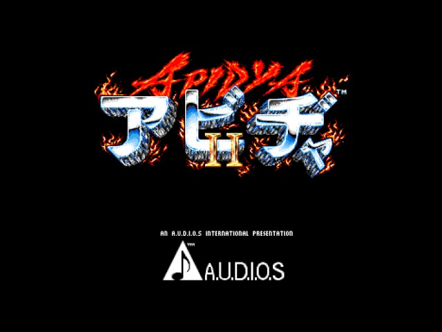 Amiga 500 Longplay [008] Apidya