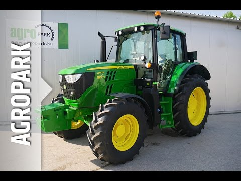 john deere 6120m 2016 youtube. Black Bedroom Furniture Sets. Home Design Ideas