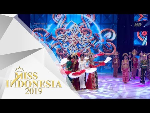 Dance Of Nusantara | Miss Indonesia 2019