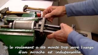 Extraction roulement à bille (1)