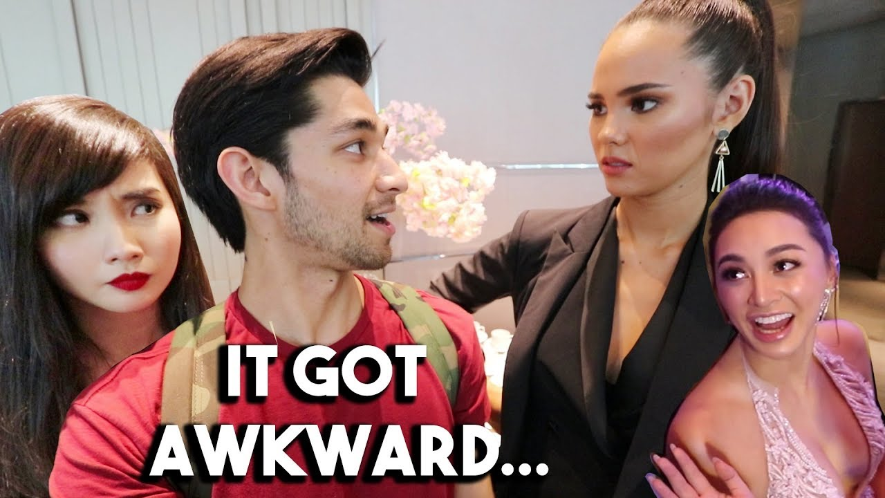 That Time I Snobbed Catriona Gray (MISS UNIVERSE 2018)