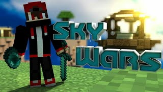 អត់ចេះលេងSky warនៅក្នុងNew server LoL😑😑/ Minecraft Pe Server Cubecraft Part 9/HenggaminG YT