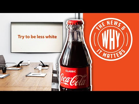 'BE LESS WHITE': Coca-Cola's RACISM in 'Anti-Racism' Course | The News &