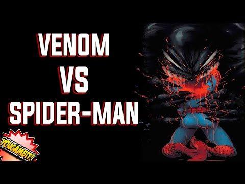 VIDEOCOMIC: LA ÚLTIMA PELEA DE SPIDER-MAN CONTRA VENOM - Historia de SPIDER-MAN REINO parte 4 FINAL