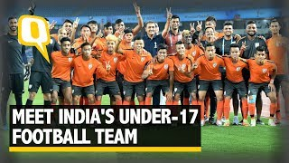 Here's a look at all the players who are part of India's FIFA U-17 ...