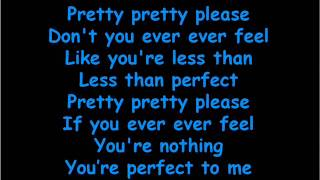 Martina McBride - Perfect lyrics